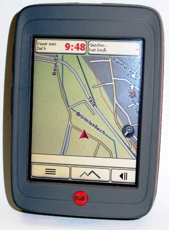 Outdoor-Navigationsgerät IBEX 30